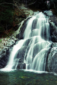 new england waterfalls photos